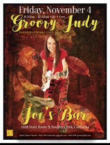 Joe's Bar - 11-04-16