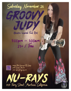 Nu-Rays - 11-26-16