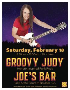 Joe's Bar - 02-18-17