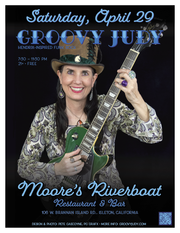 Moore's Riverboat - 04-29-17