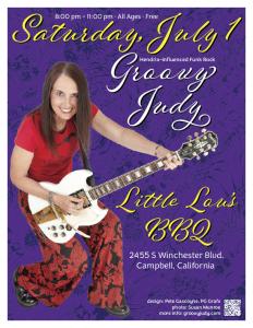 Little Lou's BBQ - 07-01-17