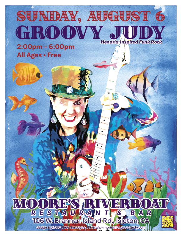 Moore's Riverboat - 08-06-17